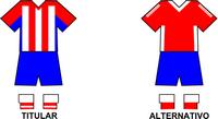 Uniforme Selección Ygatimiense de Fútbol