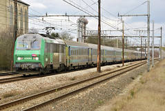 SNCF BB 26063 - Photo of Chalou-Moulineux