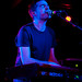 smchughuk posted a photo:	Nathan Nicholson of the Boxer Rebellion playing SWG3, Glasgow, 13.02.14. Photographed by David P Scott. All rights reserved.