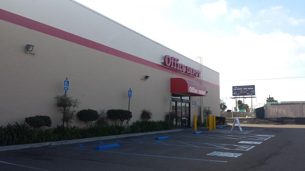 Office Depot   San Diego, CA