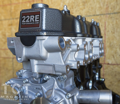 Father Son 4Runner Engine | January 2014 TCT Magazine