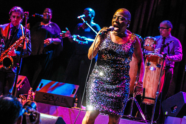 Sharon Jones & the Dap-Kings @ House Of Blues