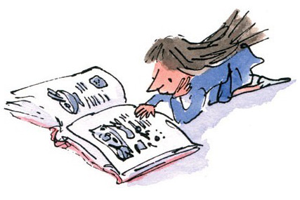 Banned Books: Publications by Roald Dahl | From McFarlin Tower