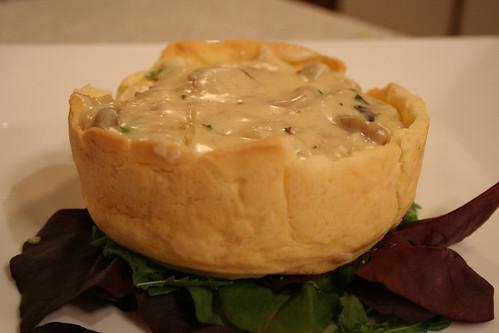 TG4 09-04-14@20.30-O Cuisine-Mushroom Tart