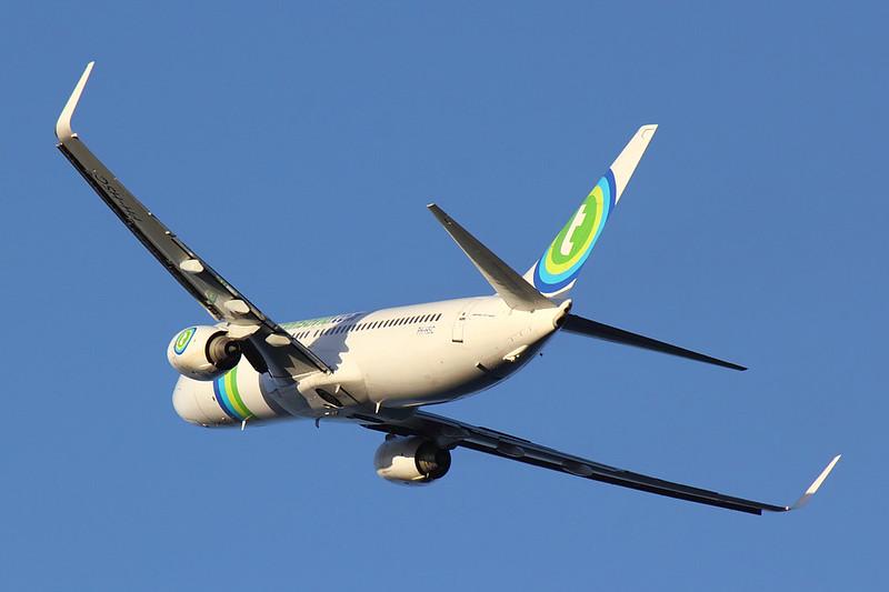 Transavia - B738 - PH-HSC (3)