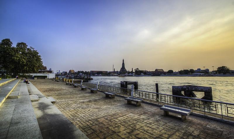 Chao Phraya - Wat Arun