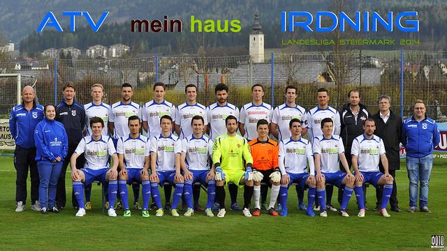 ATV meinhaus IRDNING Landesliga Steiermark soccer football Styria Austria 2014 Copyright Bernhard Egger :: eu-moto images 8231
