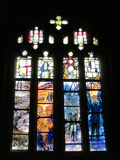 Ivor Gurney memorial window 2