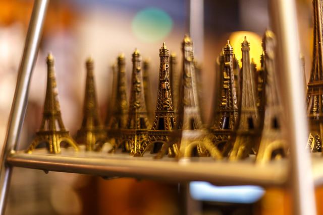 EPCOT:  Souvenirs de Paris