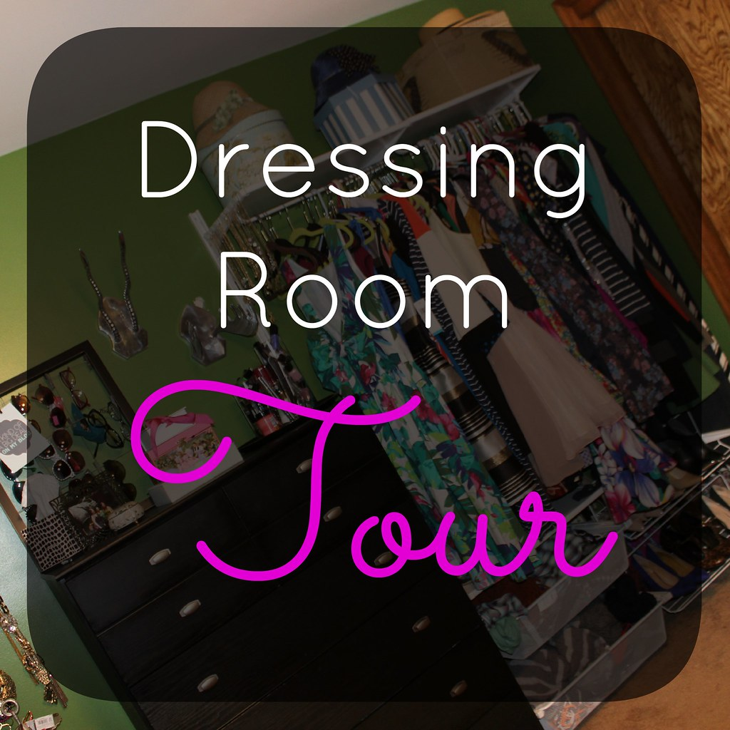 Dressing Room Tour