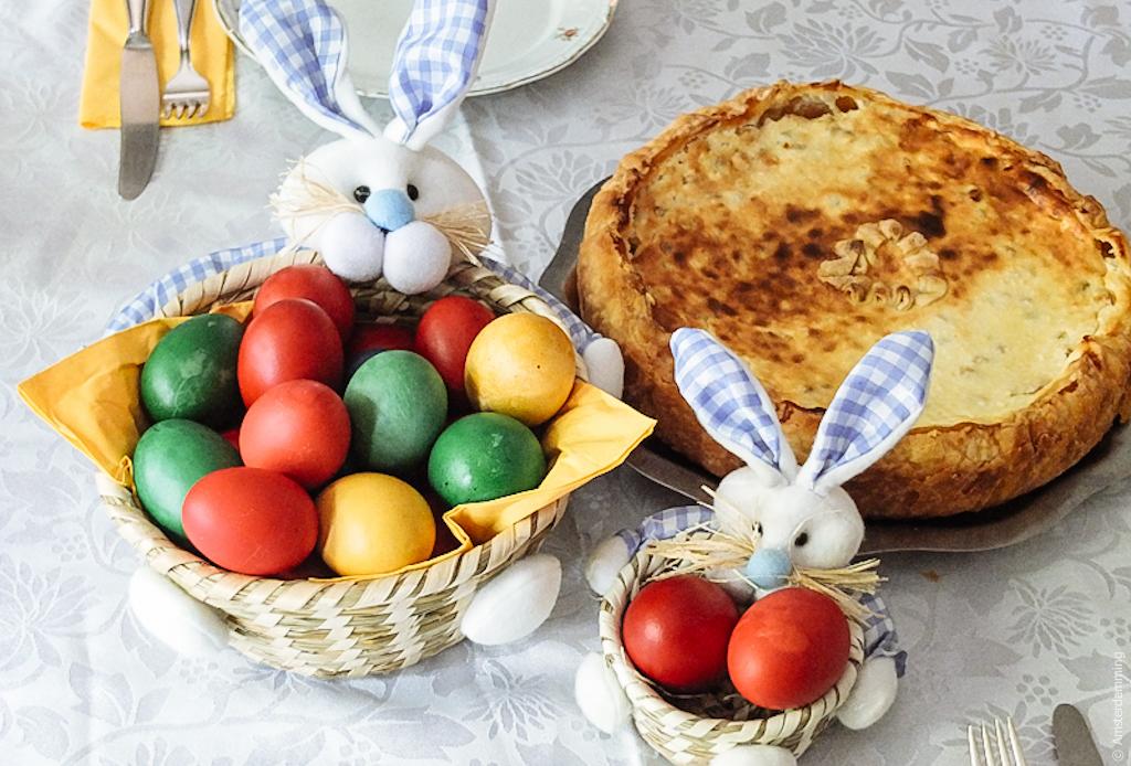Romania, Easter