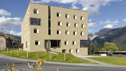 Švýcarská síť hostelů Swiss Youth