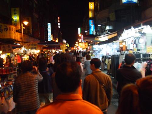 華西街観光夜市