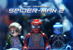The world 39 s best photos of lego and man flickr hive mind - Lego the amazing spider man 3 ...