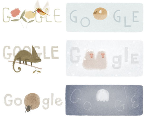 doodle día de la tierra google