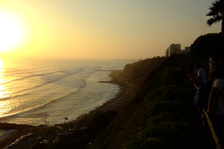 Зображення Playa 3 Picos. ocean city sunset sea beach peru waves lima capital ciudad playa perú johnseb southamerica2012