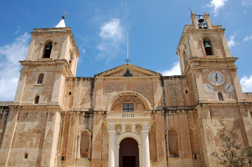 Valletta: St John's Co-Cathedral