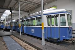 Tram museum, Zurich