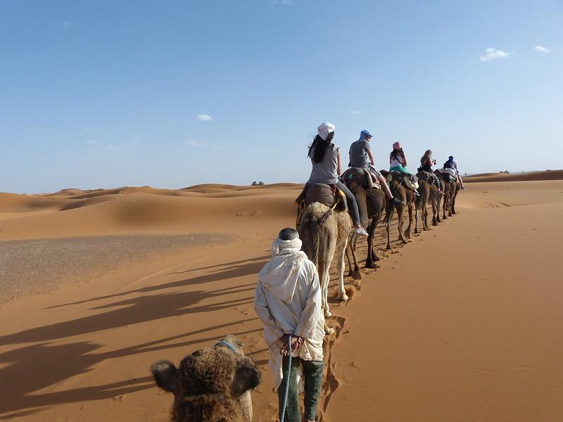 Sahara trip, Morocco