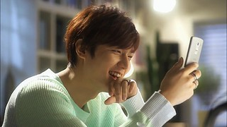 Lee Min Ho for NAVER LINE Messenger Micro Drama [EPISODE 2] .mp40021