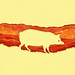 Bacon Pig by (ben chen)
