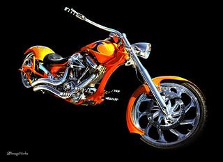 bike art....