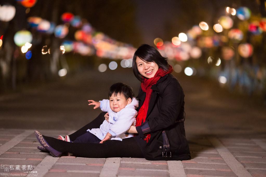 台南私藏景點-點亮台江 2015 山海圳綠道燈會 (20)