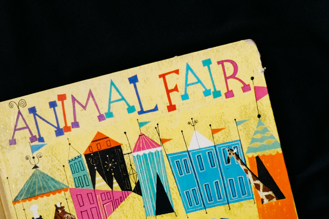 animal fair written and illustrated by alice and martin provensen