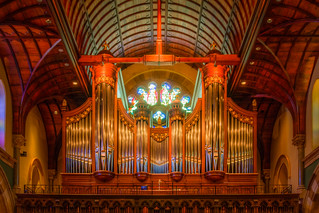 The Christ Church Cathedral's Lively-Fulcher Organ