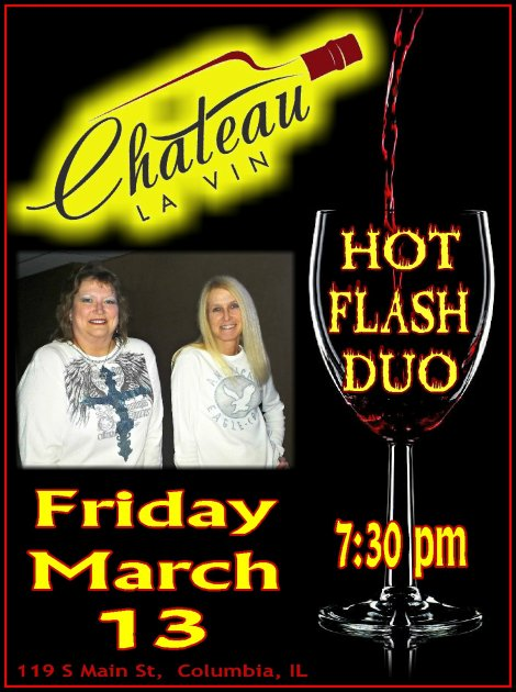 Hot Flash Duo 3-13-15