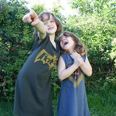 SUPER FRIENDS Play Clothes