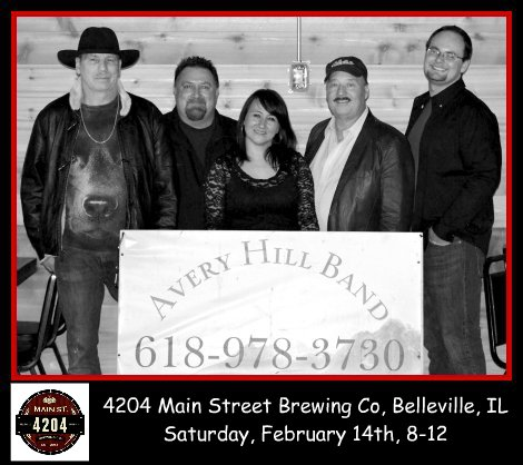 Avery Hill Band 2-14-15