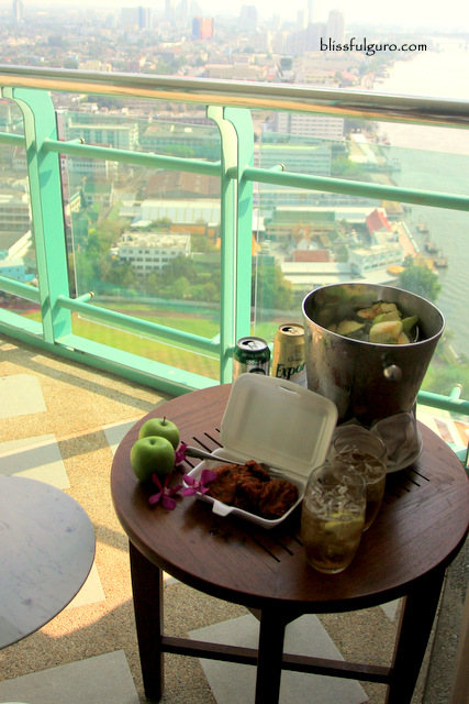 Chatrium Hotel Riverside Bangkok Grand Suite