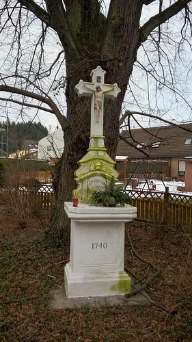 Pestkreuz Hüttersdorf/Saar