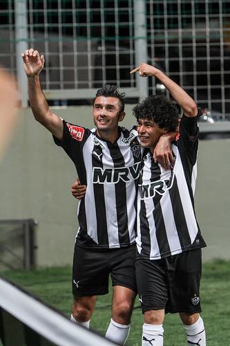 Atlético x Democrata GV 14.02.2015 - Campeonato Mineiro 2015