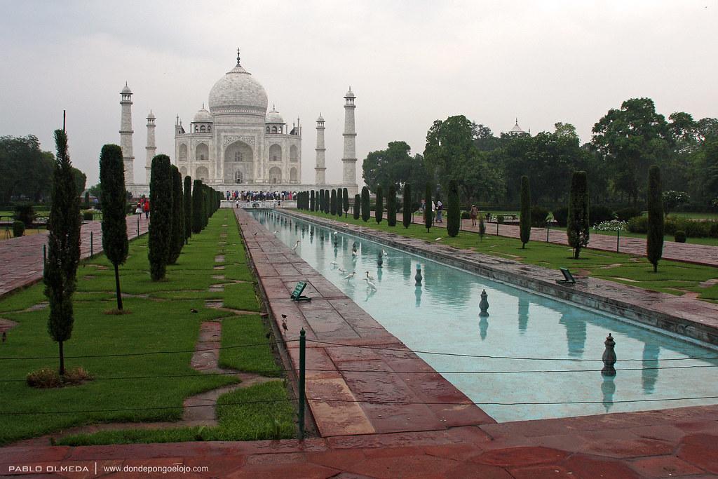 El Taj Mahal: una majestuosa demostración de amor