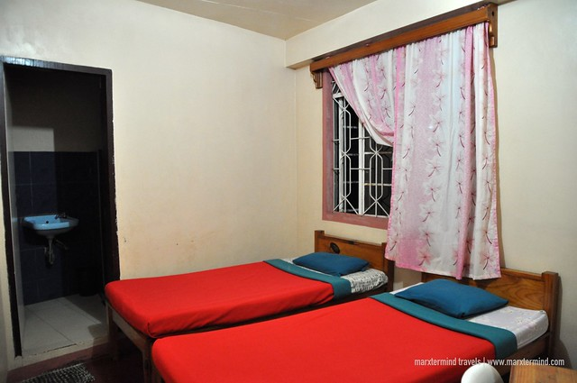 Room at Ganduyan Inn Sagada