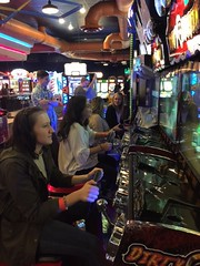 Games at Dave and Busters