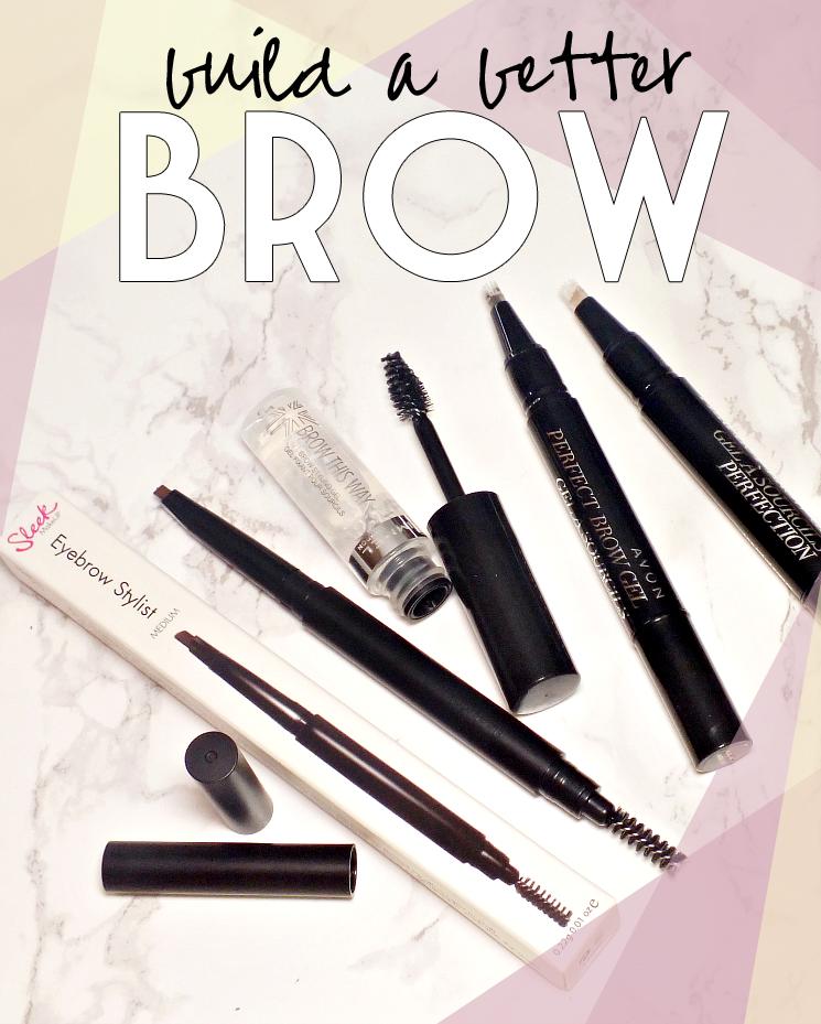 build a better brow sleek rimmel and avon (1)
