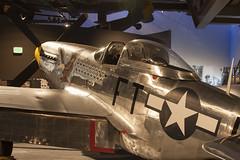 44-63607 P-51D Mustang USAF