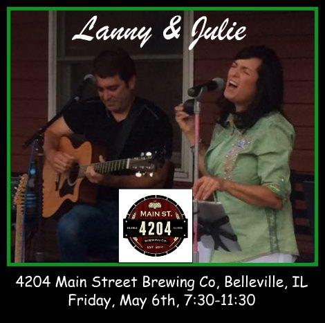 Lanny & Julie 5-6-16