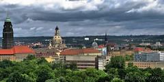 Dresden, Blick Richtung Norden 2