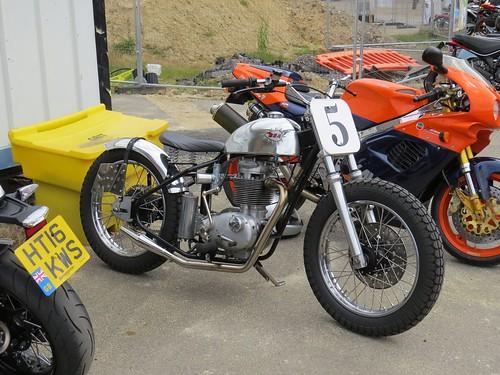 BSA Dirt bike