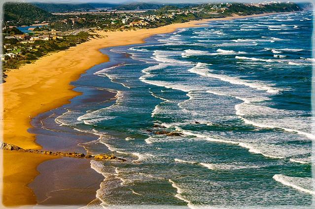 Sand, Surf and Sea