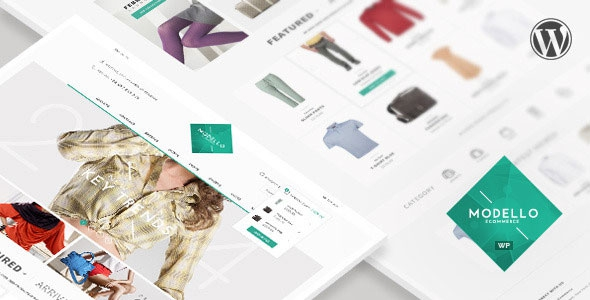 Modello v1.5.9 - Responsive eCommerce WordPress Theme