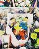 A bouquet of Sesame Street Characters:laughing::blush: #betterthanflower #sesamestreet #characters #floralshop #flower #bouquet #fun #plush #doll #elmo #bert #bertandernie #ernie #bigbird #cookiemonster #colorful #fun