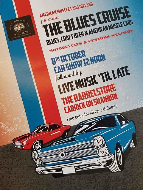 Coffee & Cars and a good Night on the lash in Middle Ireland, Check out the Flyer.