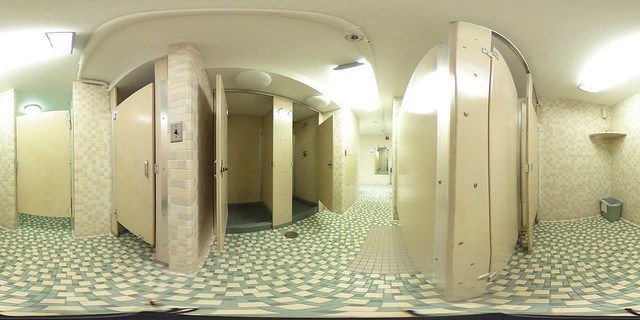 Alumni Bathroom