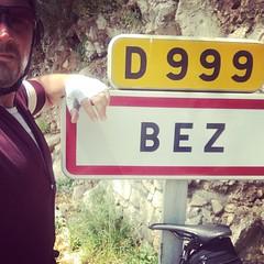Rien ne vaut une bonne (sortie à) Bez. #velo #cycling