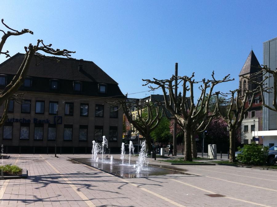 Frühling in Oberhausen
